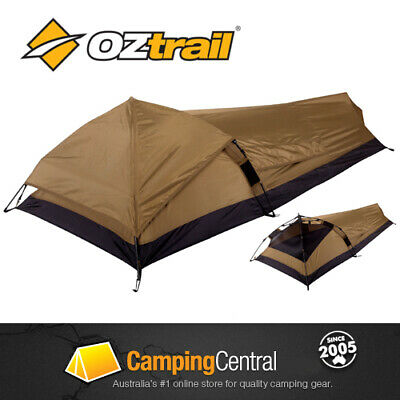 AU79.95 • Buy Oztrail Swift Pitch Bivy Instant Quick Light Compact Hiking Tent Swag Pop Up