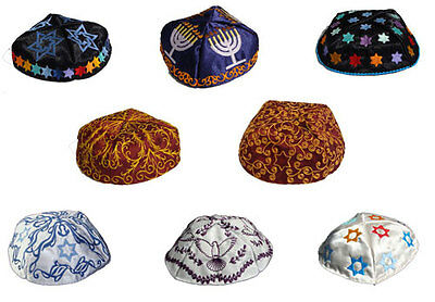 $18 • Buy Kippah 8 Machine Embroidery Designs Set Software All Embroidery Machines Types