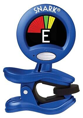 $ CDN16.10 • Buy Snark SN-1X Clip-on Guitar & Bass Chromatic Tuner! Blue SN1X, SN 1X