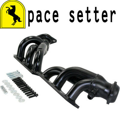 $157.29 • Buy Pace Setter 70-1077 Painted Steel Shorty Headers 2001-2004 Mustang 3.8L V6 W EGR