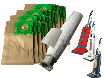 20 Dust Bags & Both Filters For Sebo Vacuum Cleaner Hoover Service Kit  X1 X4 X5 • 14.99£