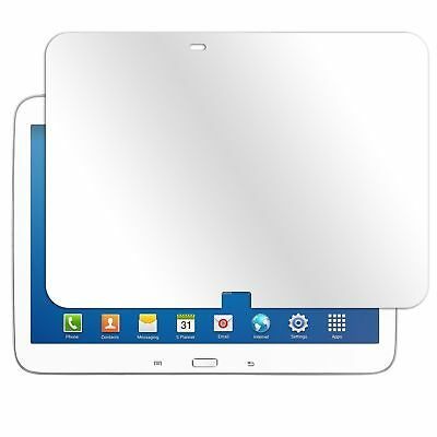 Quality Mirror Screen Protector Film Cover For Samsung Galaxy Tab 3 10.1  P5200 • 1.99£