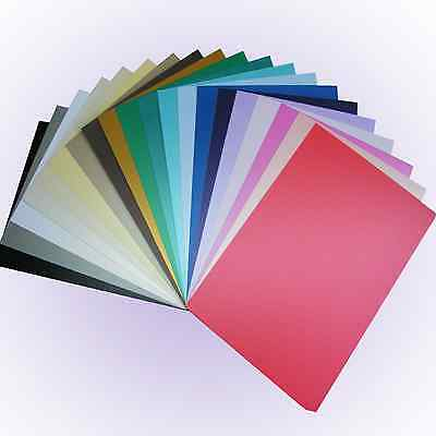 £2.95 • Buy Pearl Shimmer Card A4 - NEW Colours Single Sided Pearlescent Pearised Craft Card