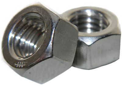 $7.50 • Buy M4-0.70 Finished Hex Nuts Stainless Metric Quantity 100