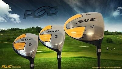 AU297.02 • Buy Petite Lady Golf Clubs All Graphite 1 3 5 Short Womens Drivers Ladies Set #807