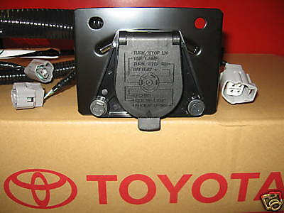$209.72 • Buy 2005-2015 Tacoma Trailer Tow Hitch Wire Harness 7-pin 82169-04010 Genuine Toyota