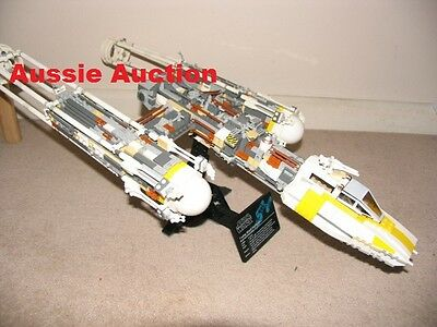 AU1250 • Buy LEGO 10134 - Star Wars Y-Wing Attack Star Fighter Ultimate Collector Series UCS