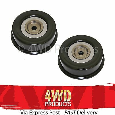 AU56 • Buy Alternator Idler Pulley SET For Pajero NF-NK (88-97) Triton MH MJ 90-93 3.0-V6
