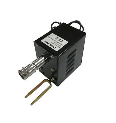 £69.99 • Buy Bbq Rotisserie Hog Roast Spit Motor Electric Turns To 25kg Was £94.99 Now £69.99