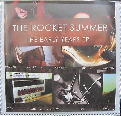 £2.82 • Buy The Rocket Summer - THE EARLY YEARS EP Advance Promo CD