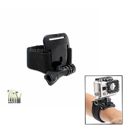 AU11.62 • Buy Wrist Strap Band Mount For GoPro Go Pro HD Hero 6 5 3+ 3 2 1 Cameras Accessories