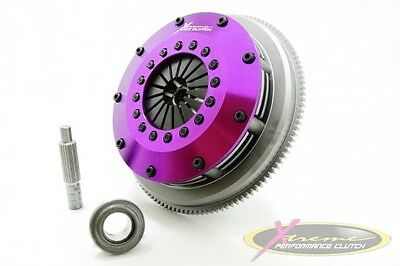 AU2600 • Buy XTREME TWIN PLATE ORGANIC SPRUNG Clutch Kit To Suit Holden VE Commodore 6.L  L98