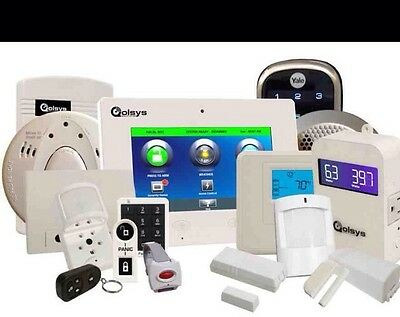$ CDN304.51 • Buy New Qolsys Touchscreen Panel Security System (panel Only)