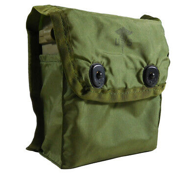 $21.99 • Buy Individual First Aid Kit USGI Olive Drab Alice Pouch F102 US Army Military Ifak