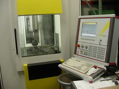 $75000 • Buy OPS 600  Ingersol HSC CNC Mill With 40,000 RPM Spindle