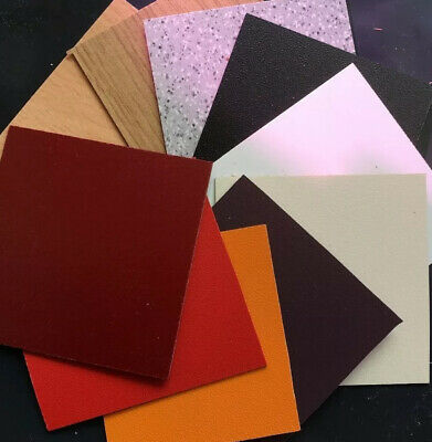 Formica Type Laminate Sheets VARIOUS COLOURS  1200MM X 600MM • 38.39£