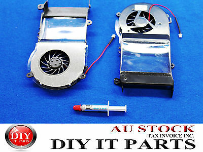 AU27.50 • Buy Samsung  R18  R19 R20 R23 R25 R26 P400  CPU Fan + Thermal Paste  BA31-00048A