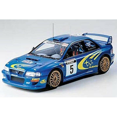 TAMIYA 24218 Subaru Impreza WRC '99 1:24 Car Model Kit • 20.75£