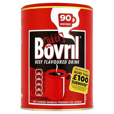 £12.99 • Buy Bovril Beef Flavoured Drink 450g   CATERING SIZE GRANULES TUB - 90 SERVINGS
