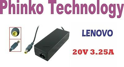 AU28 • Buy AC Adapter Charger For IBM Lenovo ThinkPad X100e X200 X201 Laptop 20V 3.25A New