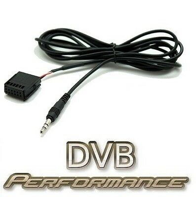 Connects2 Ford Focus Mk2 2005 On Aux Input Lead IPod IPhone MP3 • 5.89£