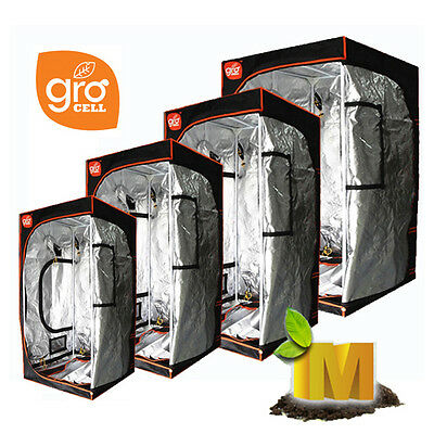 AU129.90 • Buy Hydroponics Grow Lights Tent German High Quality Gro Cell Indoor Plant Grow Room