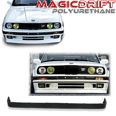$56.89 • Buy For 84-92 BMW E30 3-SERIES LOWER VALANCE V2 IS M-TECH FRONT BUMPER LIP SPOILER