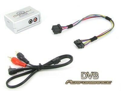 Connects2 CTVFOX001 Ford Focus 1998 - 2004 MP3 IPod Aux Input Audio Adaptor • 33.50£