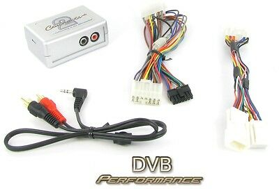 Connects2 CTVTYX002 Toyota Avensis 2004 Onwards MP3 IPod Aux Input Audio Adaptor • 44.95£