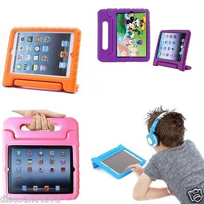 £7.99 • Buy Kids Stand Shockproof Protective Case Cover For Apple IPad Mini 2 Retina 1 2 3