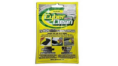 $10.01 • Buy Original - Cyber Clean - 25054 - Home & Office Foil Zip Bag - 2.65 Oz. - Canada
