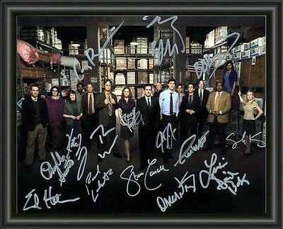 AU9.95 • Buy The Office Cast Fully Signed  Autographed A4 Photo Poster  Free Post
