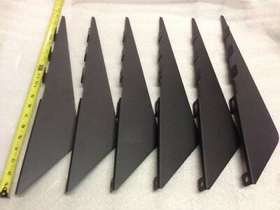 $150 • Buy Dodge Viper 6 Rear Fins / Diffusers
