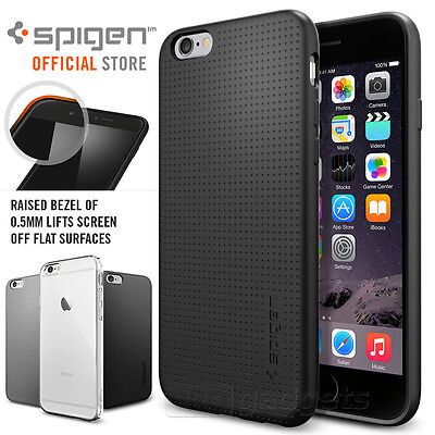 AU24.99 • Buy [FREE EXPRESS] Spigen Soft TPU Ultra FIT Capsule Case For Apple IPhone 6S / 6