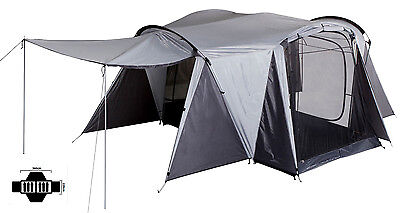 AU279 • Buy OZTRAIL ESTATE Family Tent - SLEEPS 6 PEOPLE 6 PERSON TENT