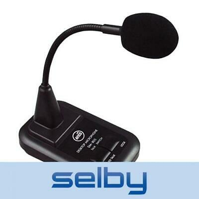 AU39 • Buy Avico PDM805 Desktop Paging Microphone Cardioid Dynamic With Cable & Windscreen