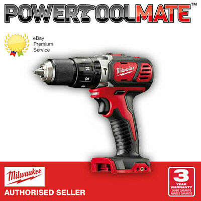 View Details Milwaukee M18BPD 18v Cordless Combi Hammer Drill - Body Only • 77.37£