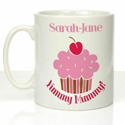 Personalised Yummy Mummy Mug, Cute Gifts For New Mums, Unique Birthday Gifts • 11.99£