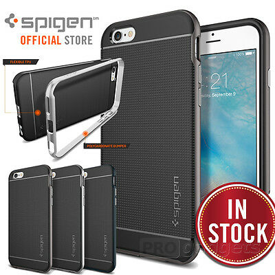 AU39.99 • Buy [FREE EXPRESS] Spigen Neo Hybrid Case Bumper For IPhone 6S Plus / 6 Plus