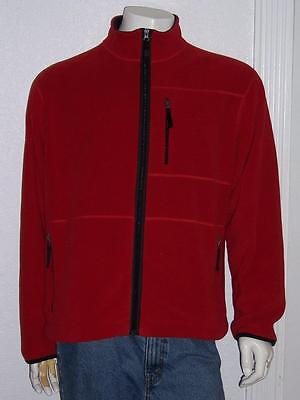 Mens Nwt Polo Sport Ralph Lauren Red Thermal Pro Polartec Jacket Size Large • 45.50$