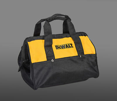$15.95 • Buy New Dewalt 12 In Tool Bags For 2 Piece 18V Or 20V Tool Kits (1) Soft Case