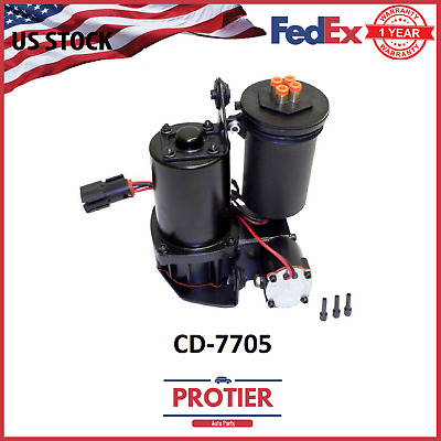 $134.99 • Buy Suspension Air Compressor For FORD EXPEDITION 2WD 4WD LINCOLN NAVIGATOR