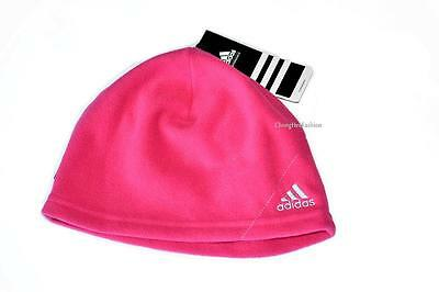 Adidas Womens Girls CW Beanie Performance Headwear Wooly Cap Winter Hat New • 8.95£