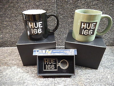 LAND ROVER GENUINE HUE 166 MUGS Or KEY RING IDEAL CHRISTMAS GIFTS  • 15.95£