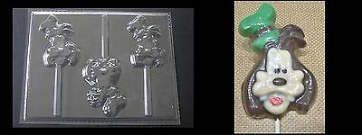 $4 • Buy GOOFY Face MICKEY MOUSE Lollipop Chocolate Soap Candy Gummy Mold