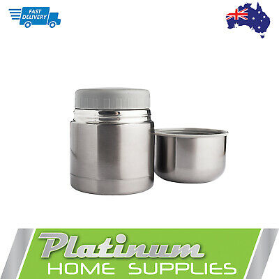 AU29.70 • Buy New Thermos Food Flask Container Small Vacuum 400ml Insulated Stainless