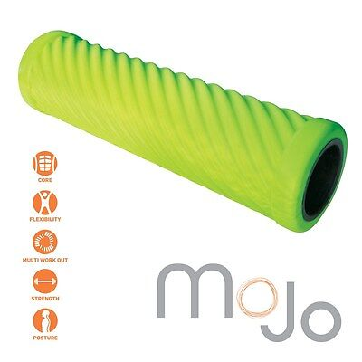 AU24.95 • Buy New Design MoJo Ripple Foam Roller Physio Muscle Massage Therapy Deep Tissue