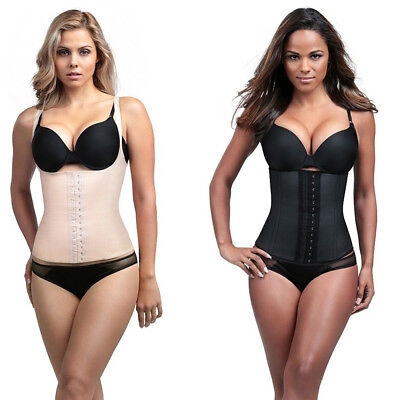 4f2bed820 Diva Fit By Squeem 62CC Waist Trainer Latex Workout Gym Girdle Shapewear  DivaFit • 43.99