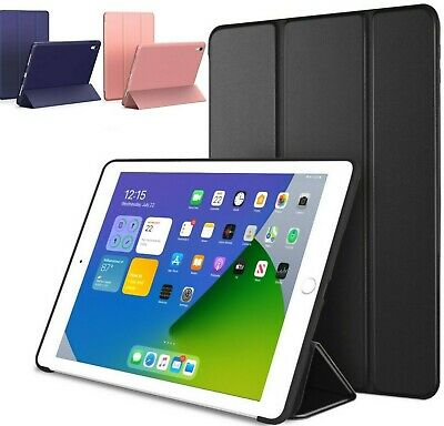 $10.79 • Buy New Smart Case Cover Stand Magnetic Slim Leather For Apple IPad Air 4 3 2 Mini