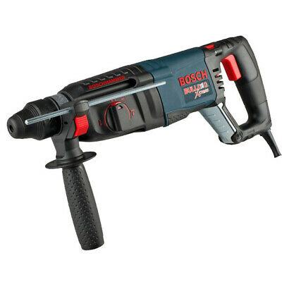 View Details Bosch 1 In. SDS-Plus D-Handle Bulldog Xtreme Rotary Hammer 11255VSR Recon • 109.99$